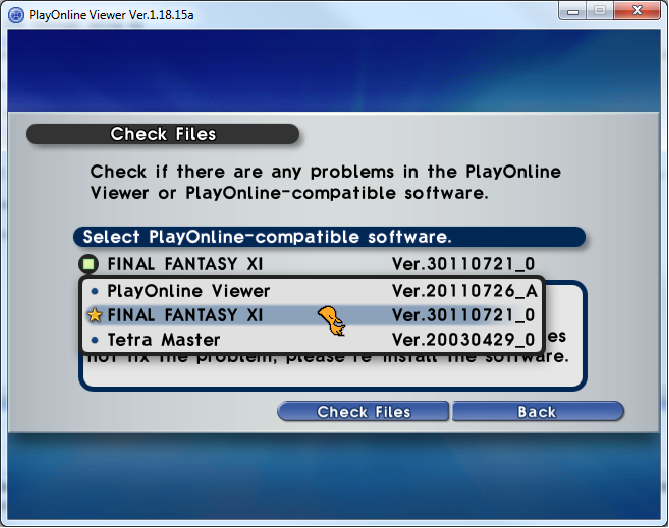 TehKrizz net - Your source for FFXI and FFXIV downloads